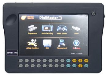 Decode Audio for Benz via Digimaster 3-1