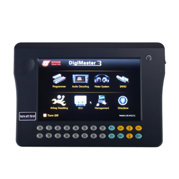 adjust mileage with Digimaster3-0