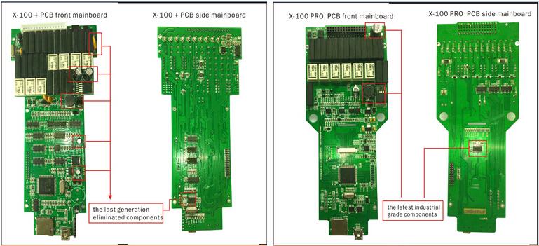 x100-pcb-board