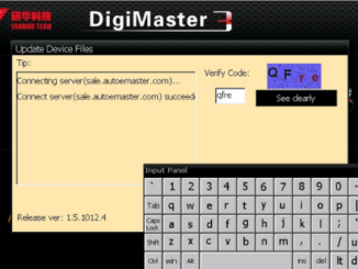 How to activate Digimaster 3-2