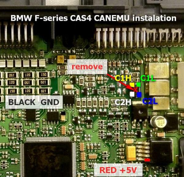 BMW CAS4 installation instructions-4
