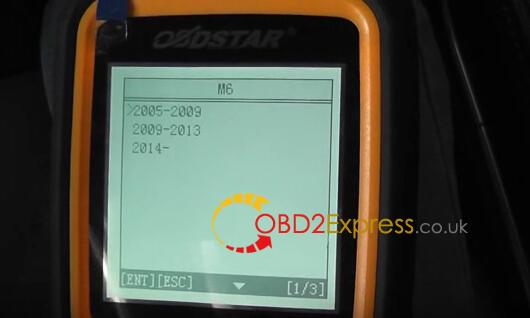 OBDSTAR-X300M-change-Mazda6-mileage-7