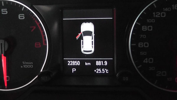 Audi-Q5-odometer-correction-by-OBDSTAR-X300M-(2)
