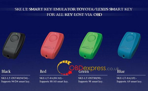 Smart-Key-emulator