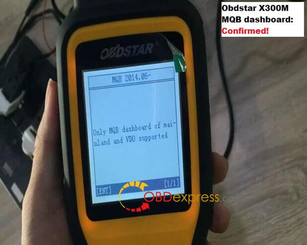 obdstar-x300m-vag-mqb-dashboard