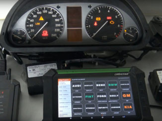 X300-dp-key-master-odometer-correction-on-mercedes-benz-a-class-w169-1