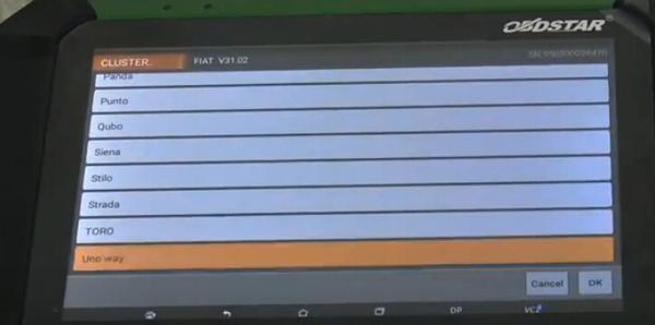 obdstar-x300-dp-change-km-fiat-uno-way-vdo-7