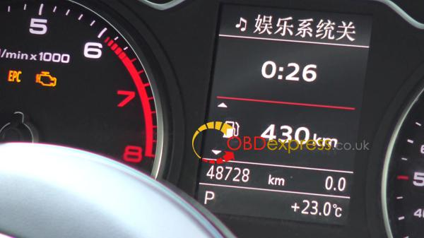 2014-audi-a3-mqb-odometer-correction-with-obdstar-dp-plus-2