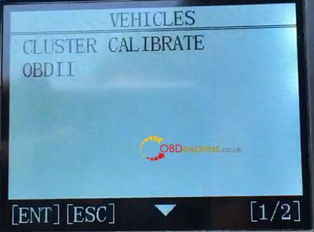 OBDSTAR-MT401-volkswagen-polo-6R-Mileage-correction-3