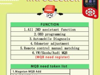 CAR MILEAGE PROGRAMMER – Car Odometer Correction Tool