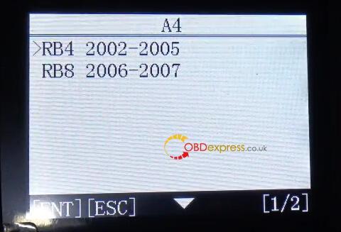 OBDPROG-MT601-Do-AUDI-RB4-Cluster-Calibrat-6