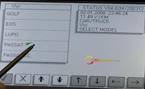 Digiprog3-VW-Passat-2004-odometer-reset-5