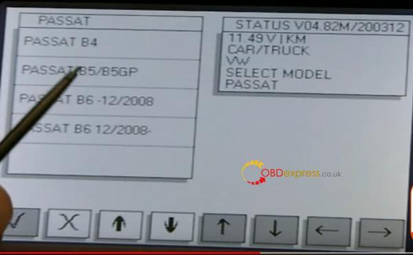 Digiprog3-VW-Passat-2004-odometer-reset-6