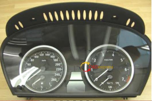 Tacho Pro 2008 Bmw 5er E60 E61 2