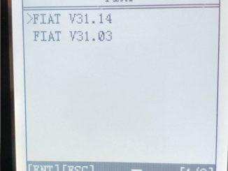 Obdstar X300m Update Fiat V31 14 01
