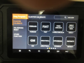 Gm Yukon Mileage Program With Obdstar Odo Master 01