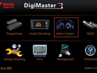 Ford Mondeo Odometer Adjust By Digimaster 3 01