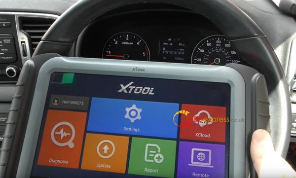 Kia SIMPLE Mileage XTool H6 Pro (1)
