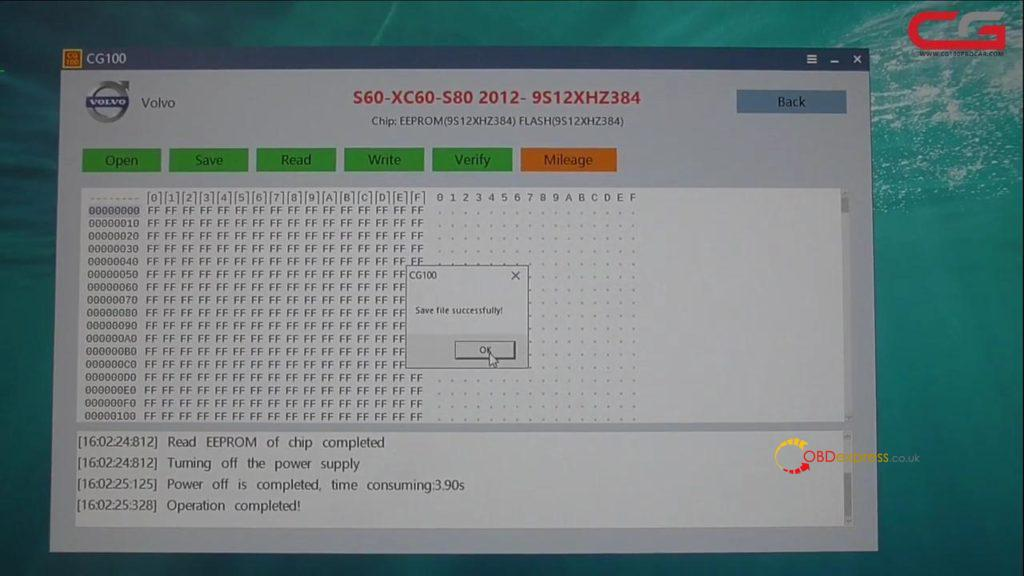 Cg100 Iii Volvo S60 Xc60 S80 Mileage Adjust 18