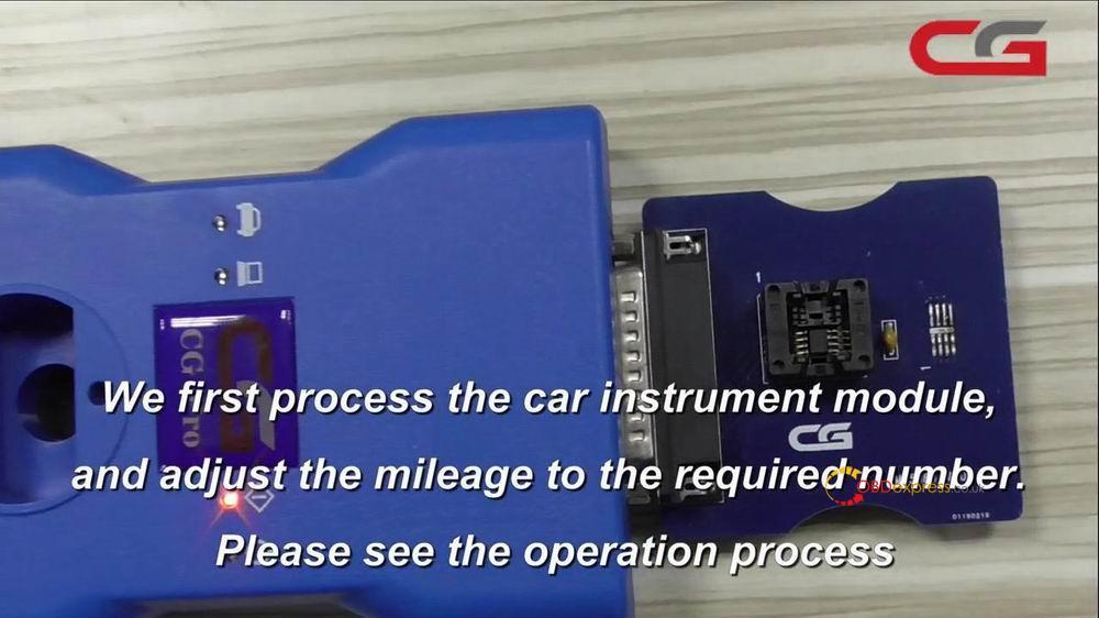 Cg Pro Cgdi Bmw Adjust 2014 Bmw X5 Mileage 06
