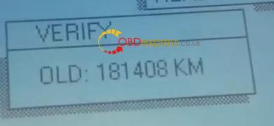 Digiprog9 Mileage Correction Opel Astra H 35080 St01 17