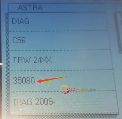 Digiprog9 Mileage Correction Opel Astra H 35080 St01 5