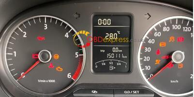 X300m Mileage Correction Vw 15