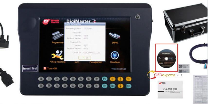 YH Digimaster 3 Sd Card Refresh Software 01