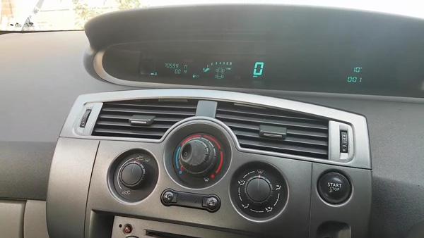Renolink Renault Scenic Mileage Correction 12