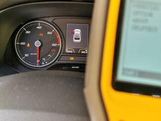 OBDSTAR X300M SEAT MQB Mileage Correction 2