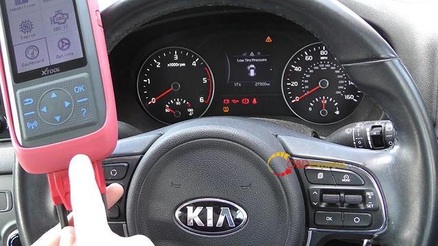 Xtool X100 Pro 2 Kia Mileage Correction Via Obd2 01