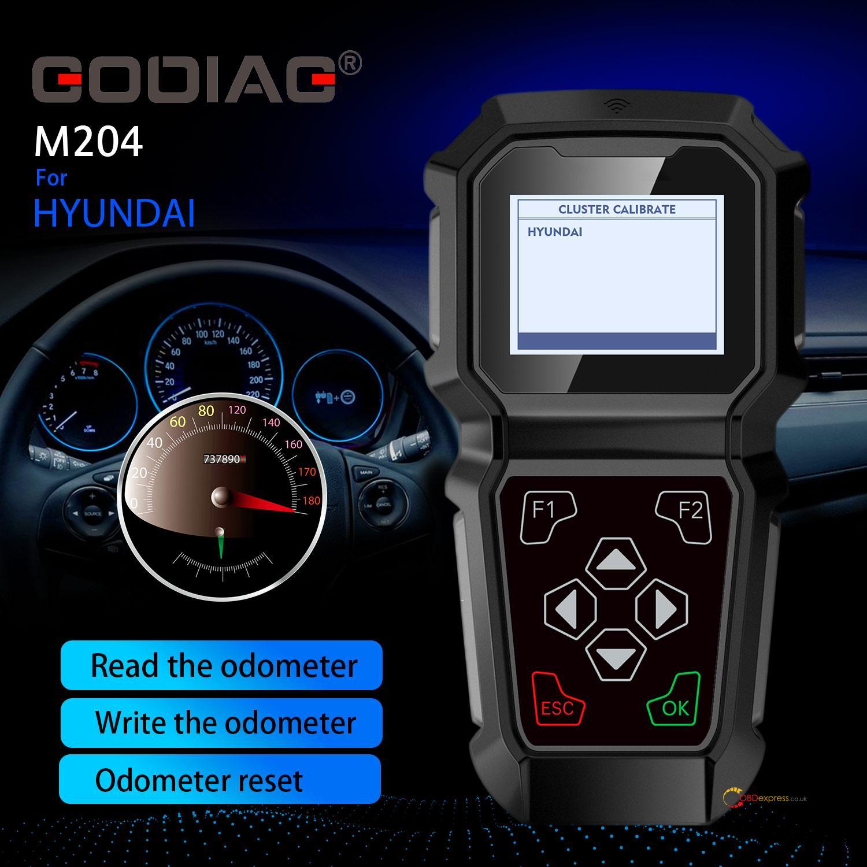 Godiag M204
