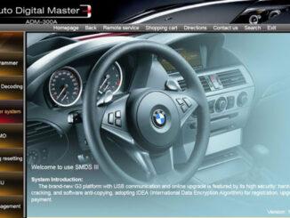 Digimaster 3 Renault Megane 2 Phase 2 Mileage Programming 01