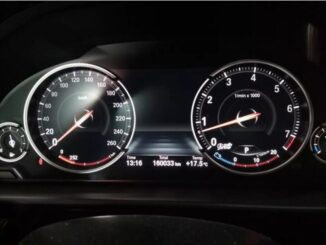 Correct mileage on 2014 BMW F10 with 160DOWT and 95320WT eeproms