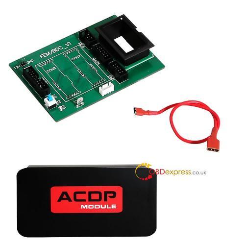 Yanhua ACDP Module 2 FEM BDC module